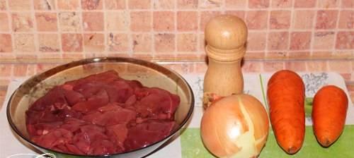 1. Давно хотела приготовить печеночный паштет в мультиварке в домашних условиях. Оказывается, это очень просто, а самое главное - вкусно и полезно. На этот раз решила взять печень индейки.
