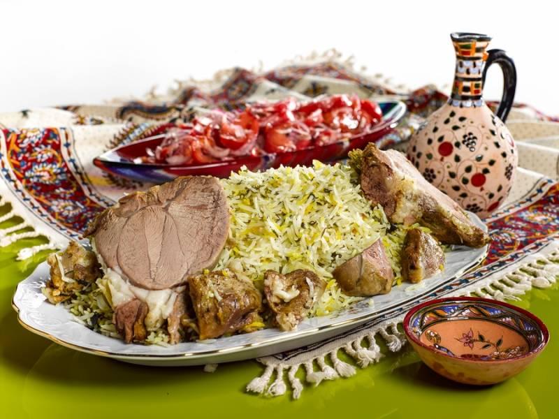 6. Когда уже аромат станет невыносимо вкусным, - можно блюдо достать, перемешать и подавать! Приятного аппетита!