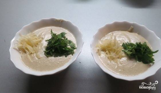 Грибной крем-суп в мультиварке