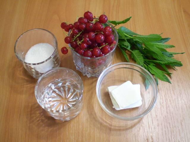 1. Приготовим продукты для соуса.