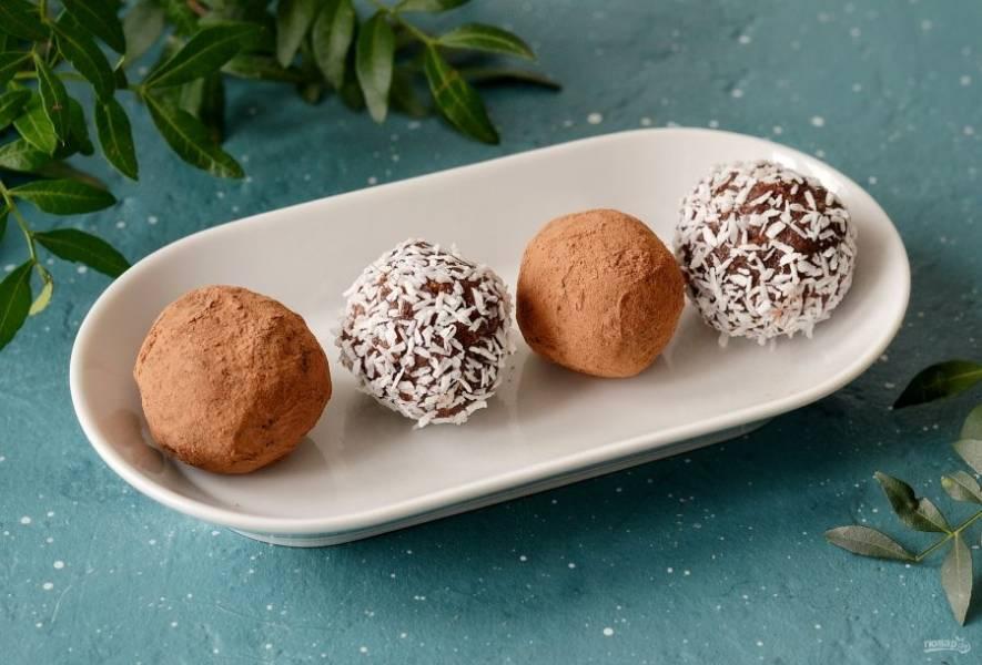 Эти простые конфеты из фруктов приготовите за 10 минут!