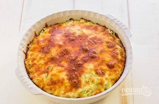 5. Запекайте капусту в духовке в течение 35 минут.