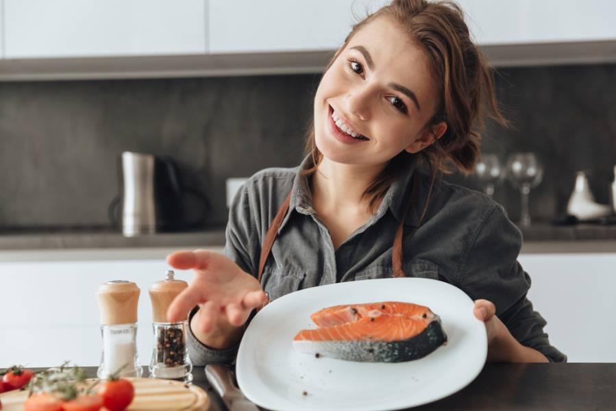План правильного питания на неделю: килограммы растают!