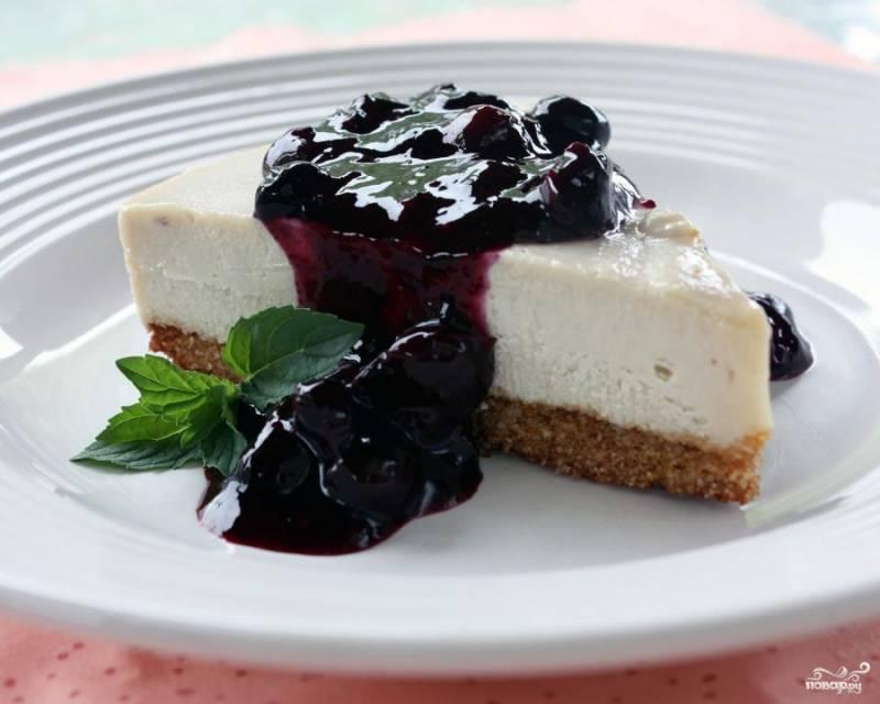Десерты из творога