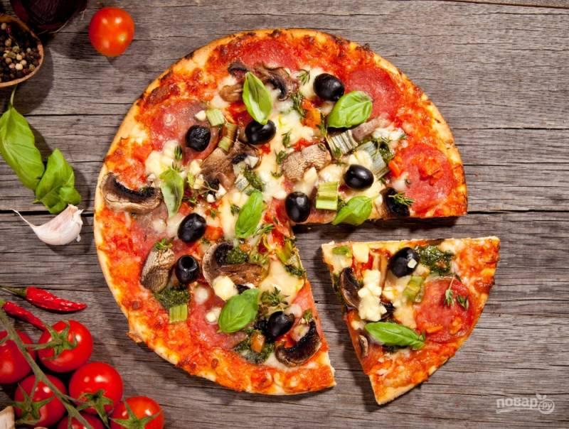 Три вида пиццы, которые обязательно нужно приготовить самому