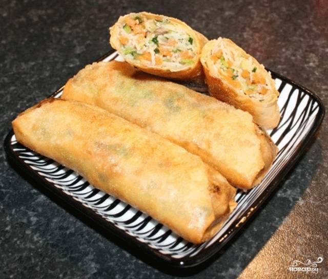 Обжарьте блюдо с каждой стороны по 2 минуты и сразу же пробуйте! Приятно аппетита!