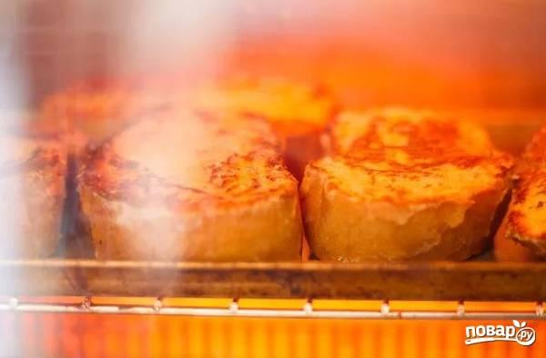 10. И подсушите в разогретой до 180 градусов духовке 7-10 минут.