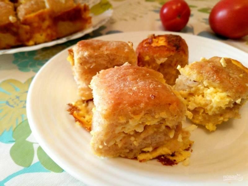 Болгарский дрожжевой пирог «Намесник»