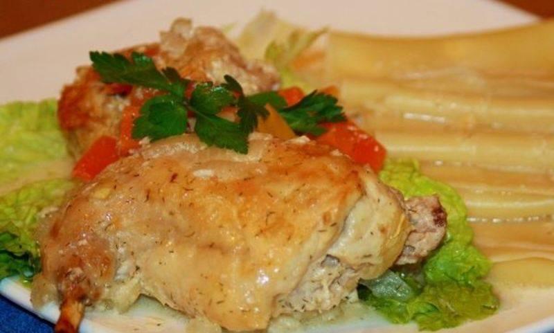 8. Если любите мясо в сочетании с макаронными изделиями, можете на гарнир приготовить каннеллони , спагетти или рис.