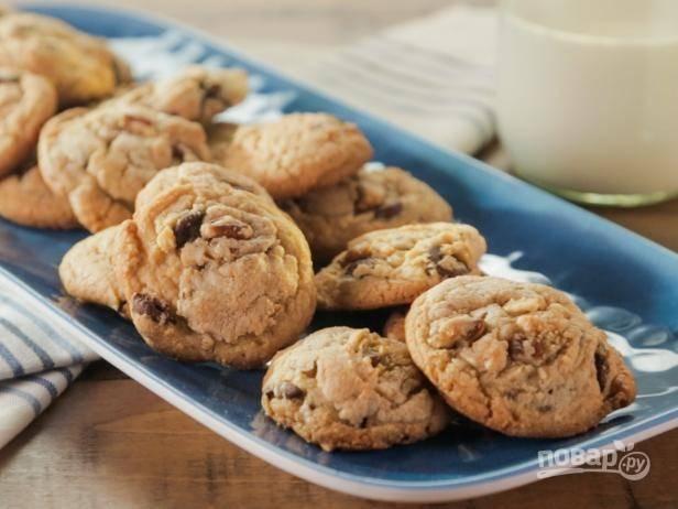 Быстрые печенья