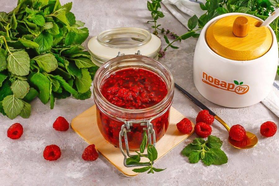 Десерт для быстрой дегустации храните в холодильнике. Подавайте с поджаренными тостами и сливочным маслом, не забывая заварить ароматный чай!