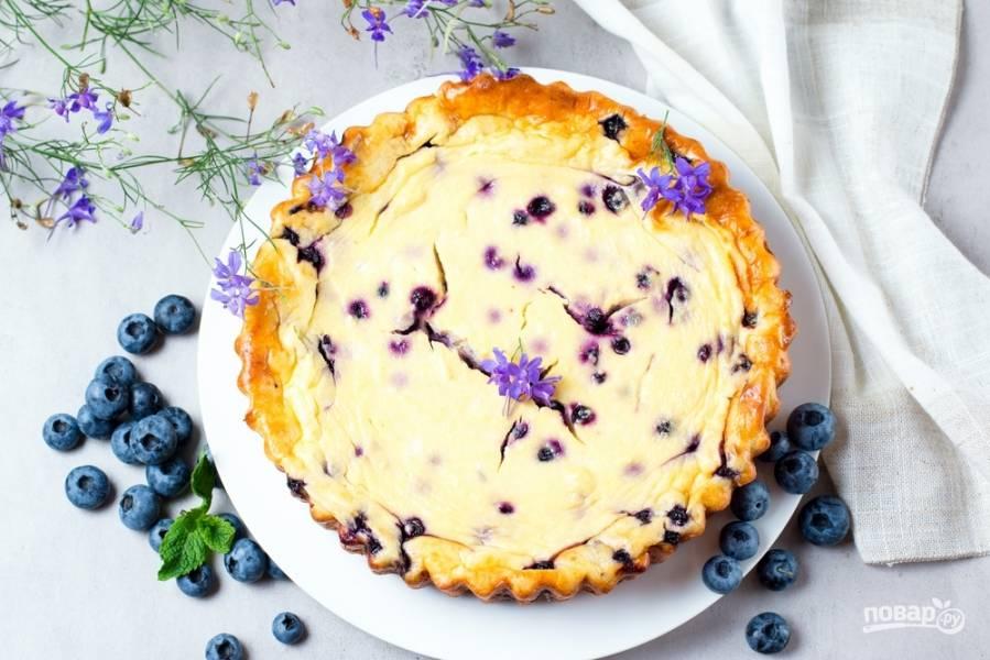 Топ-7: сладкие и соленые пироги с творогом