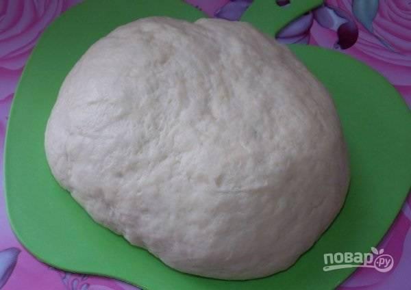Пресное тесто на кефире