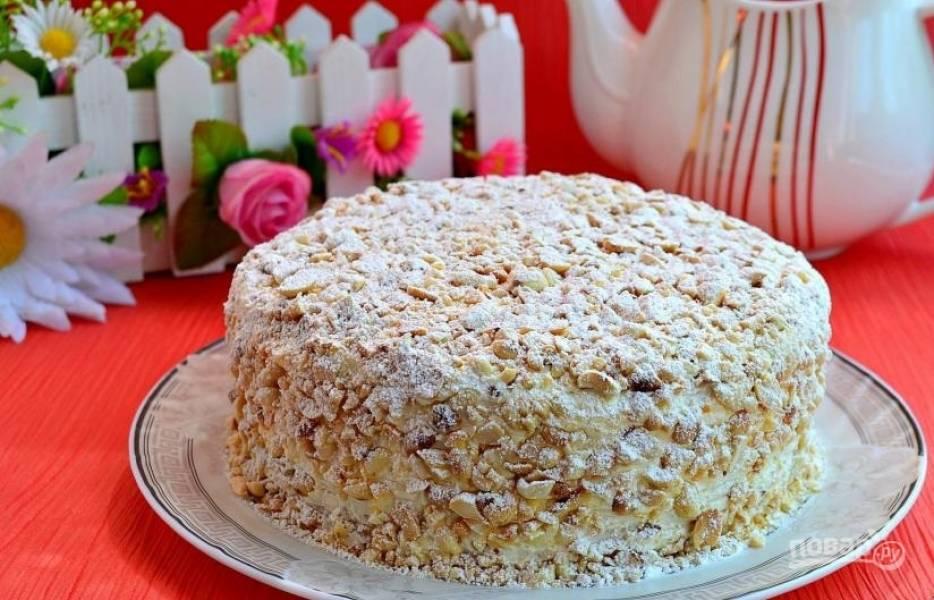 """Торт """"Подарочный"""" по ГОСТу"""