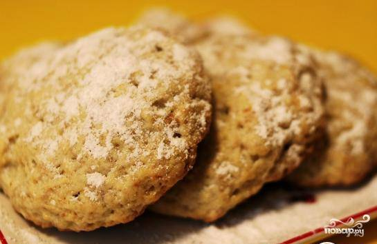Печенье из каши