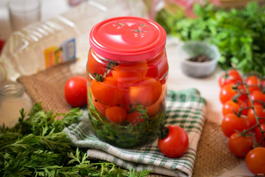 Крупные помидоры на зиму рецепты с фото