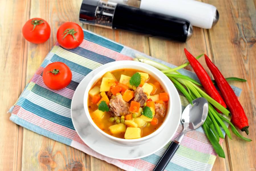 Суп по-аргентински