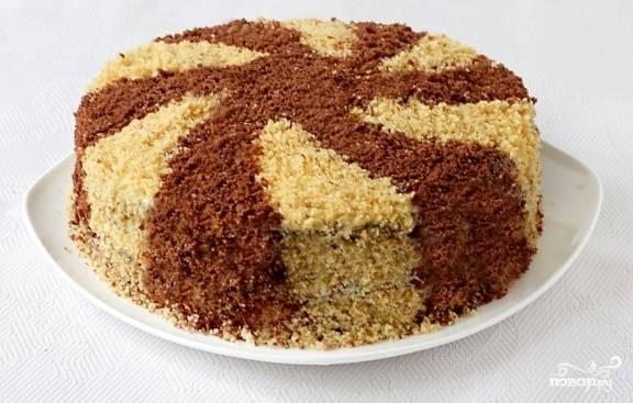 Торт сметанный классический рецепт