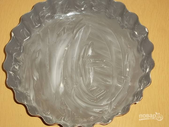10. Жаропрочную форму смажьте маслом.