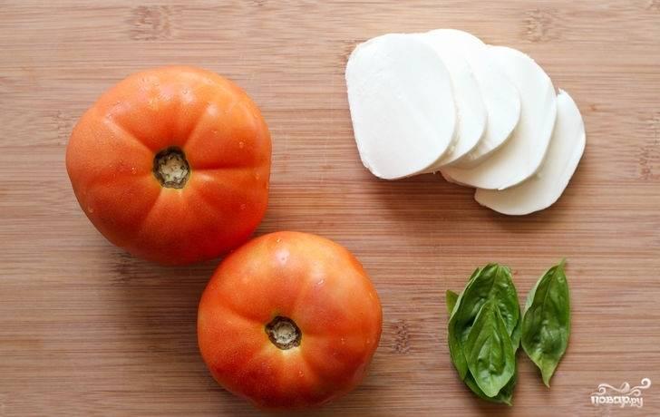 1. А вот и главные ингредиенты нашего блюда.