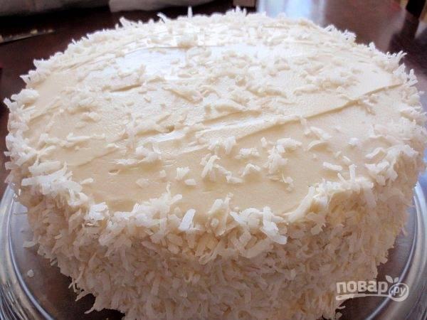 """Торт """"Белый"""""""