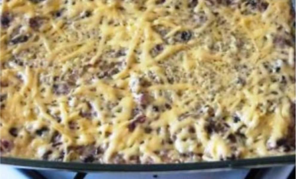 4. Вытащите блюдо из духовки. И можете подавать на стол. Приятного аппетита!