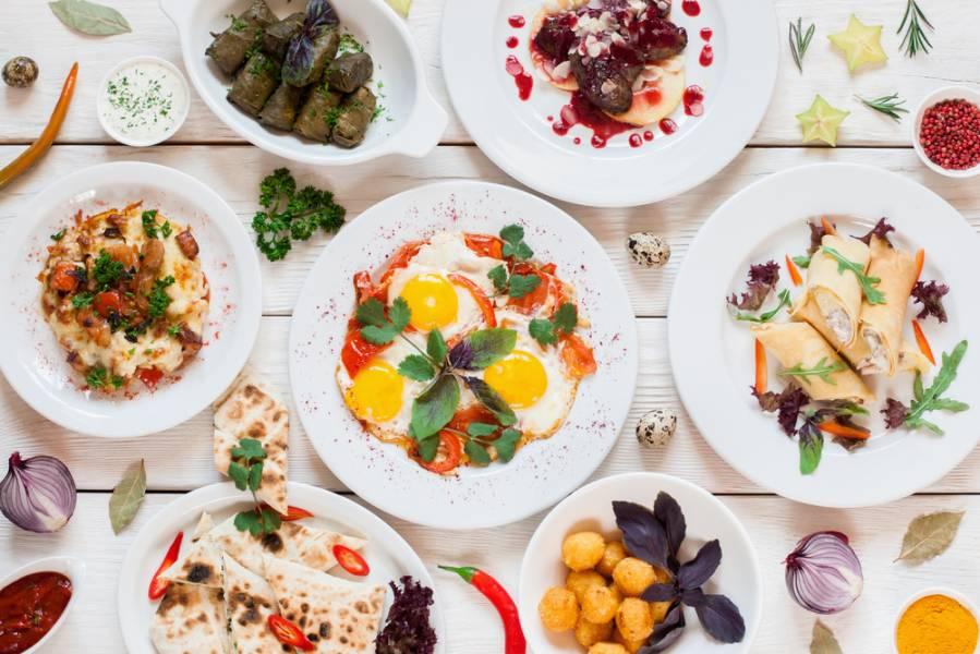 Открываем новые горизонты! Кулинарное путешествие по странам мира