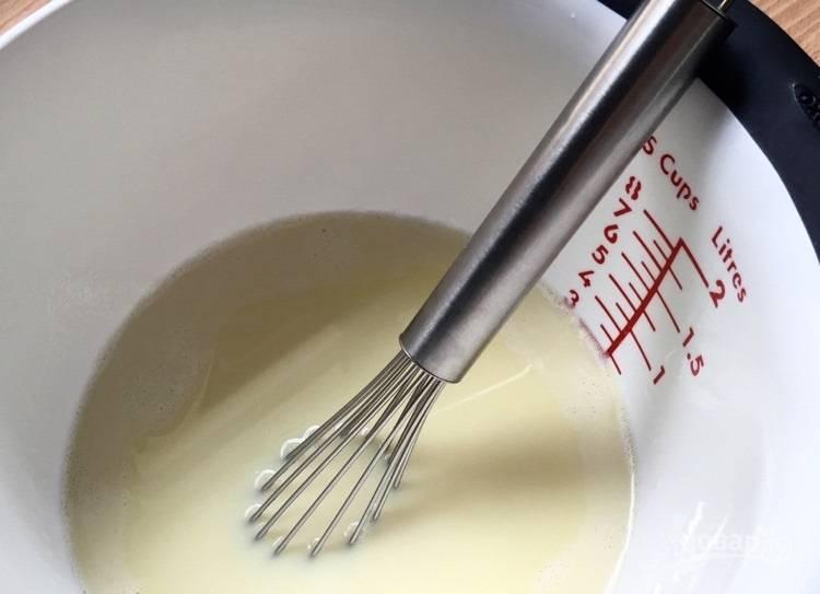 9.Добавьте свежевыжатый сок имбиря, перемешайте.