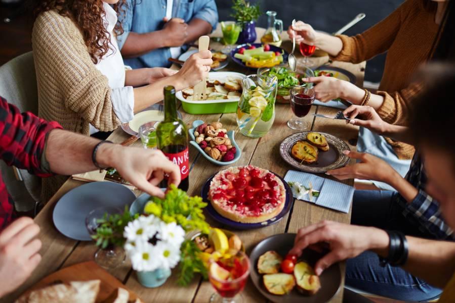 7 роскошных рецептов ужина за 30 минут