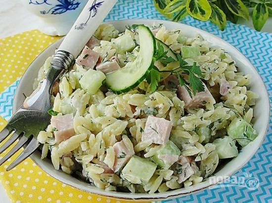 Перед подачей добавляем мелко нарезанную зелень укропа. Приятного аппетита!
