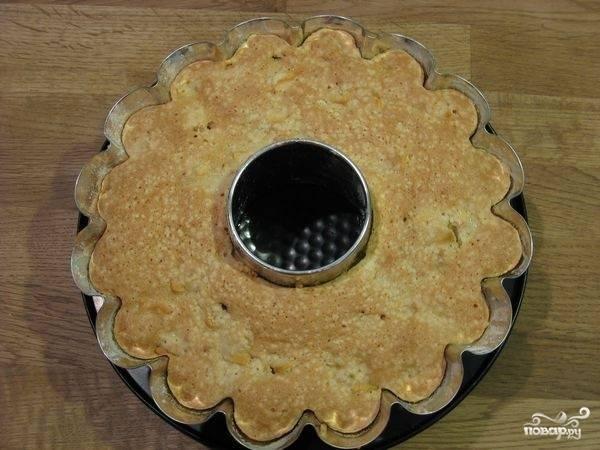 Выпекать пирог 40-45 минут при180 градусах.