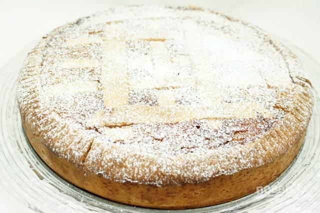 Неаполитанский пасхальный пирог с рисом