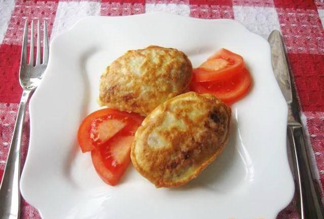 6. Можно подавать порционно как закуску или вместе с гарниром.