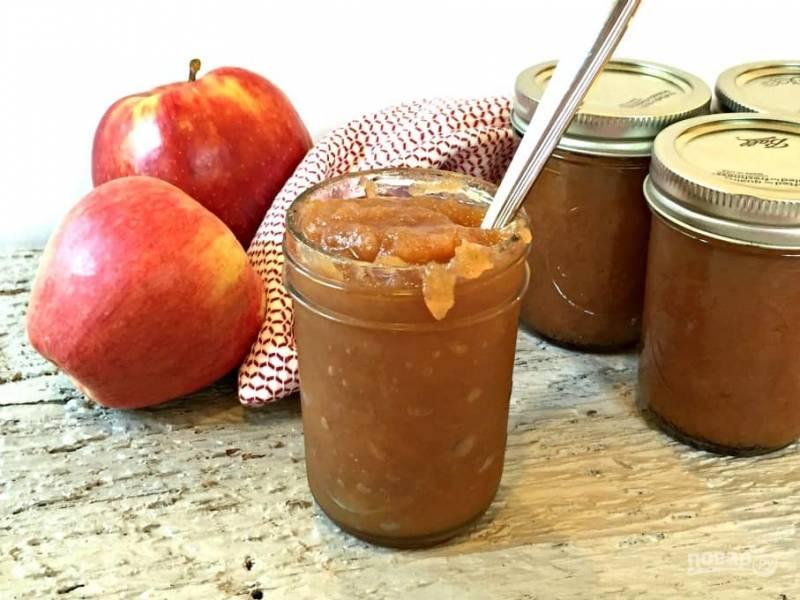 Начинка из яблок для пирогов