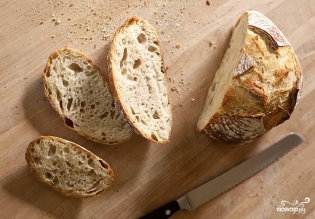 Тесто на хлеб (дрожжевое)