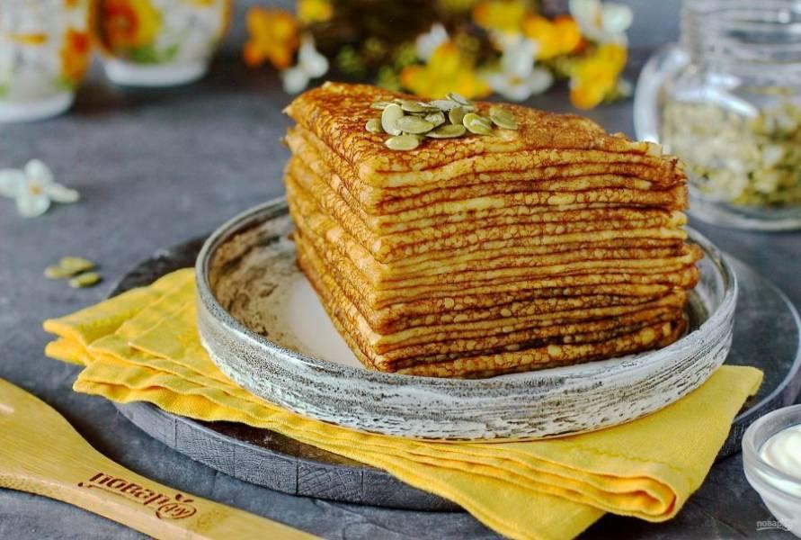 Масленица: традиции сырной седмицы и лучшие рецепты блинов