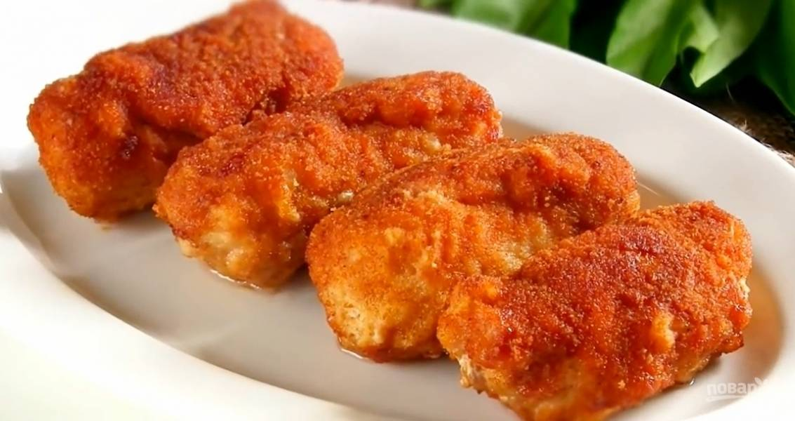 Мясные рулетики с курицей (очень вкусные)