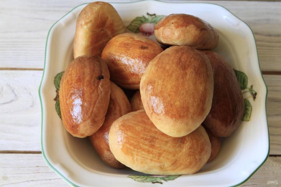 Тесто для пирожков (простой рецепт)