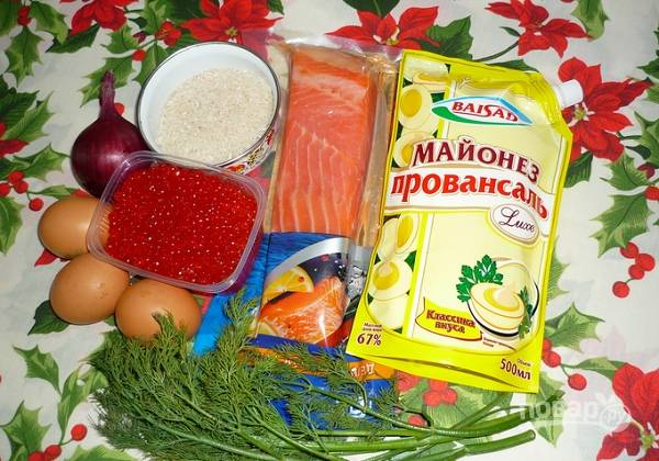 1. Перед вами все ингредиенты, которые потребуются, чтобы повторить этот рецепт на своей кухне.
