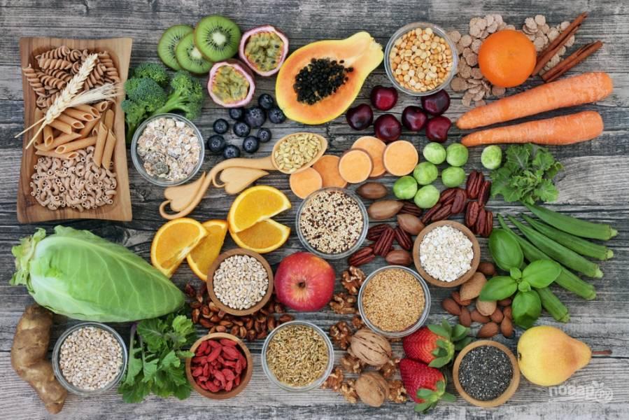 Запасаемся витаминами на осень и зиму! Продукты и блюда, которые укрепят иммунитет