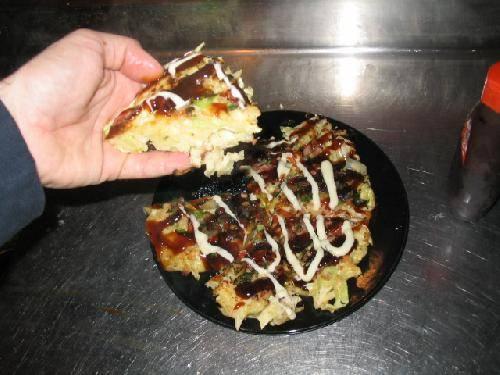 Наслаждайтесь невероятным вкусом. Пицца готова!