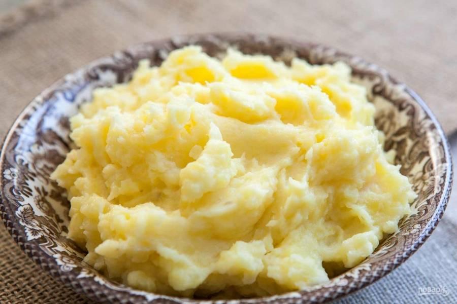 Картофель (пюре)