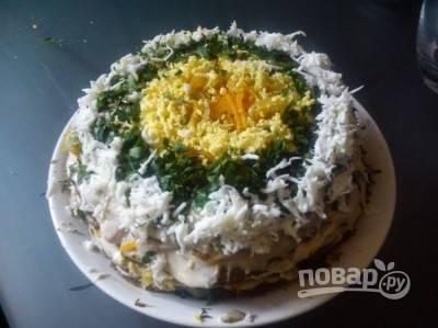 Печеночный торт по Дюкану