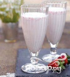 Молочный коктейль для завтрака