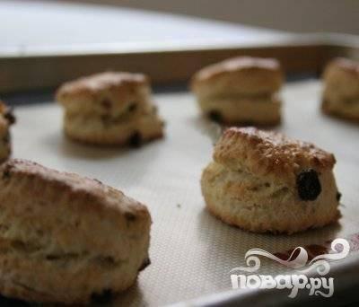 Смородиновые булочки