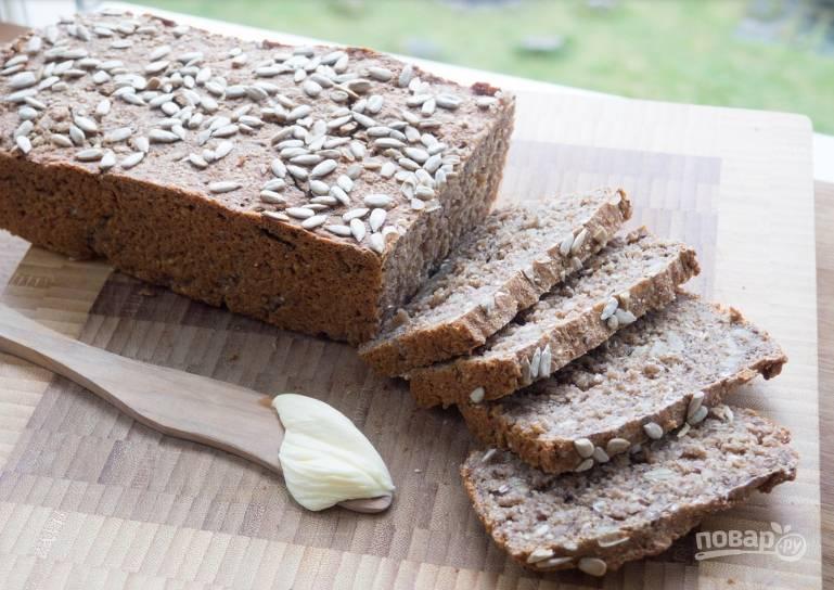 Ржаной хлеб без закваски