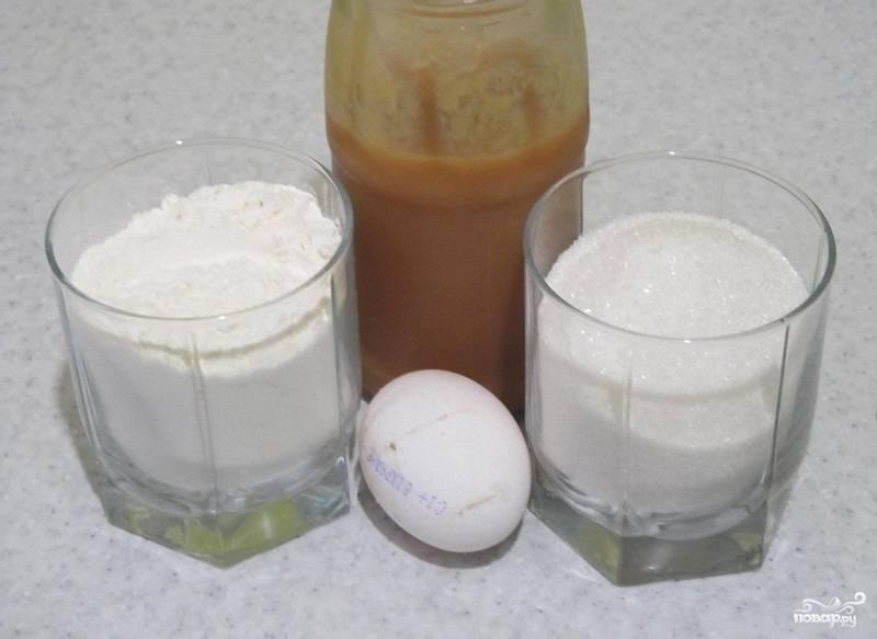1.Для приготовления блюда берем все необходимые продукты.