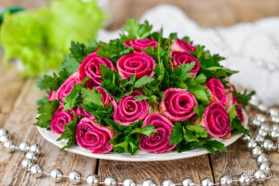 Покори меня салатом! Легкие и вкусные блюда ко Дню Святого Валентина