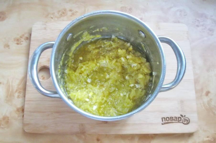 Проварите джем с лимоном еще 5-10 минут и выключайте.