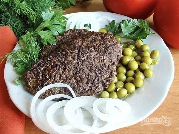 Подавайте с любимым гарниром или овощами. Приятного аппетита!